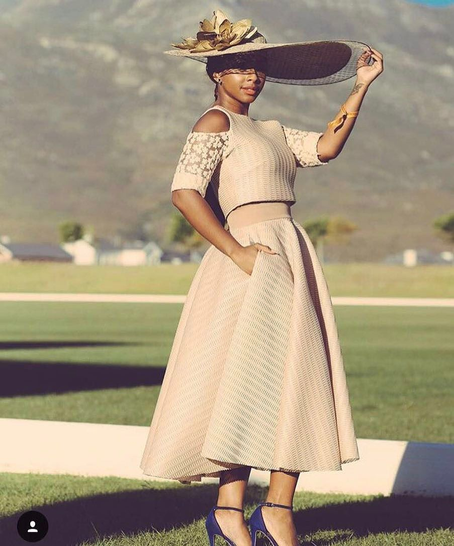 """Boity Thulo – """"The Best South Africa Has To Offer"""" In Wedding Glam Ready Outfits!"""