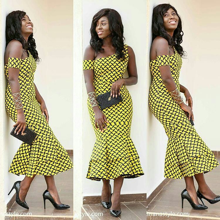 These Styles Would Make You Wear Ankara Back To Back!