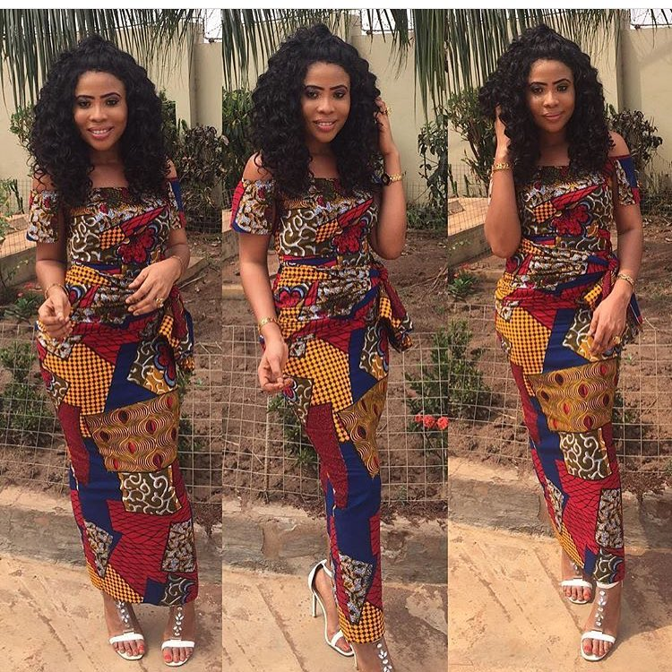 Trending Ankara Styles You Should Be Wearing!