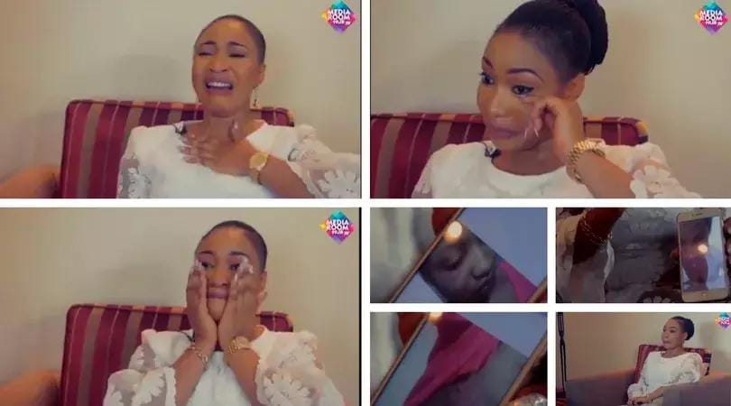Tontoh Dikeh Breaks Down and Shares Everything She Went Through In Her Marriage. Thoughts?