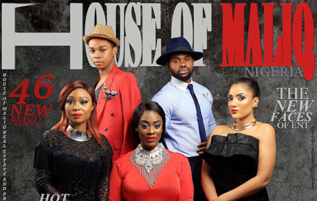#BBNaija – See All The Ex Housemates As Gorgeous Cover Stars Of House Of Maliq's New Issue