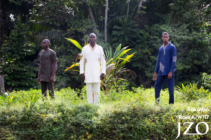 Tokunbo – JZO Releases Its Rain 2017 Collection