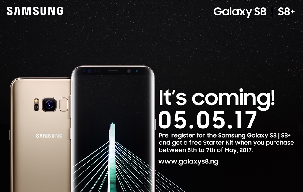 Good News Tech Lovers! Samsung Flags Off Pre-Registration For Galaxy S8 And S8+