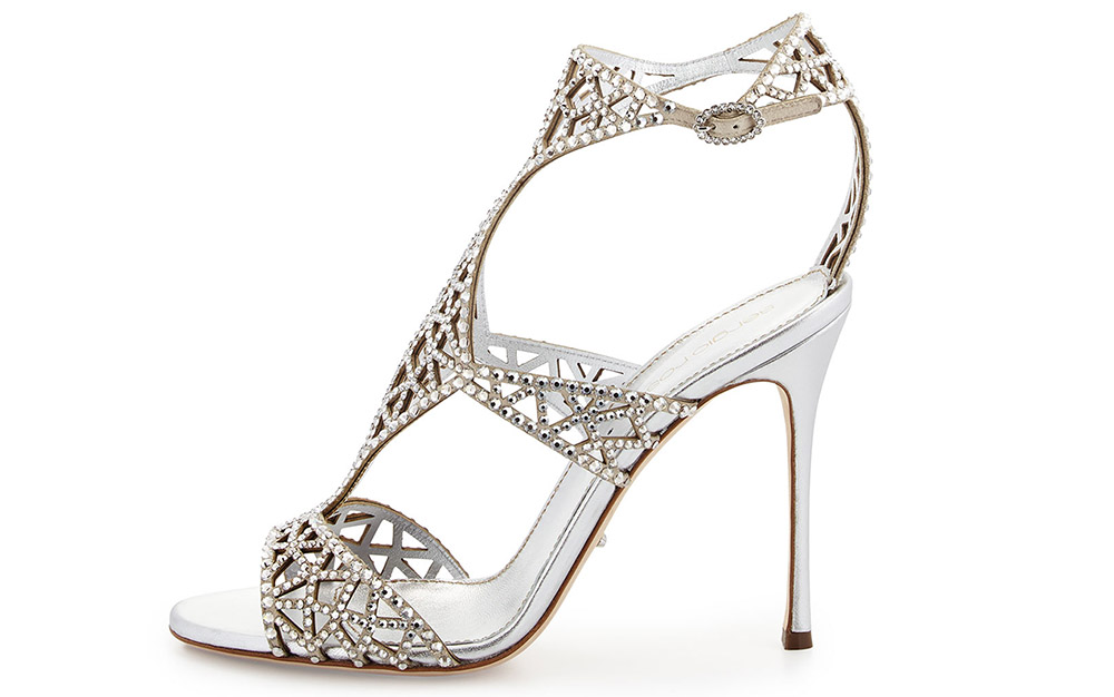 2ef4a54a18c Pin It Happy Feet Make A Happy Bride – Say I Do To These Gorgeous Wedding  Shoes