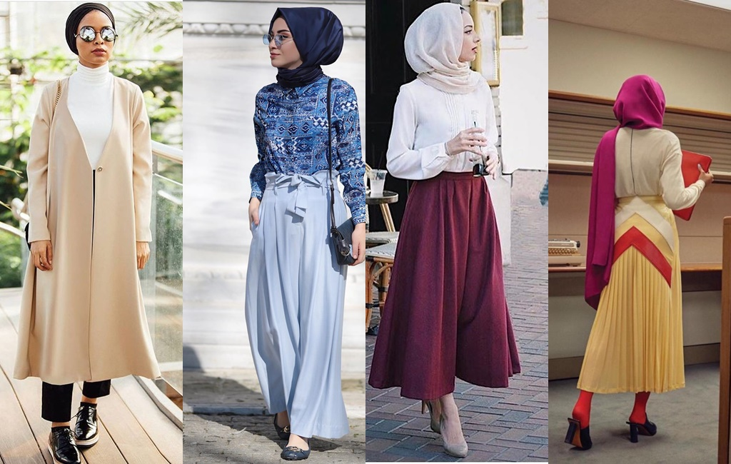Hijab And Turban Styles: Colours For Spring!