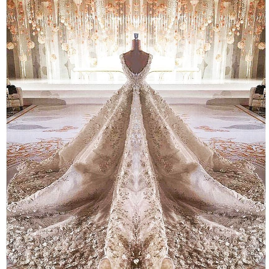 Can We Take A Moment To Appreciate These Breathtaking Michael Cinco ...