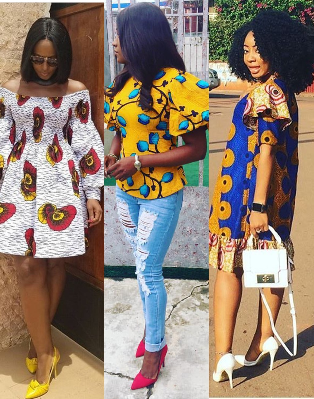 Ankara Styles #321: For The Love Of Exaggerated Sleeves!