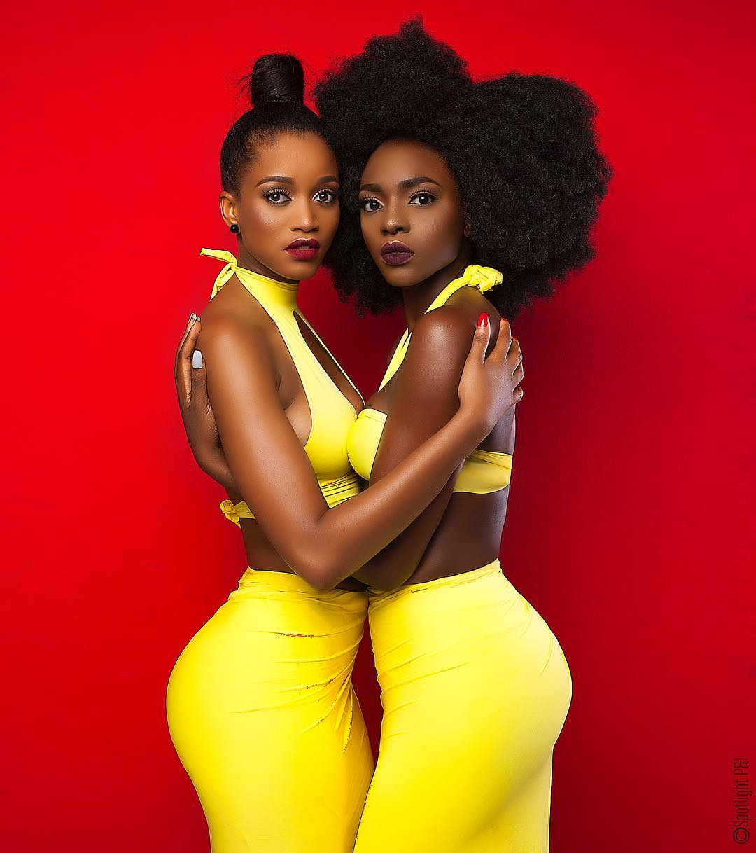 Pin It Ex Big Brother Africa Housemates Beverly Osu Maria Nepembe Are Sizzling Hot In These Photos