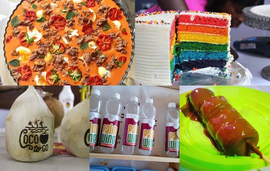 Photos: Sumptuous Foods & Drinks At The GTB Food&Drinks Festival! (Day 1)