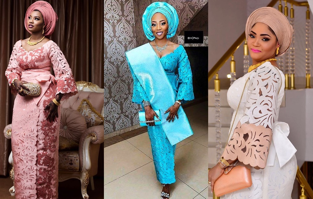 "Asoebi Styles #114: Deola Sagoe's ""Komole Kandid"" For The Affluent Brides!"