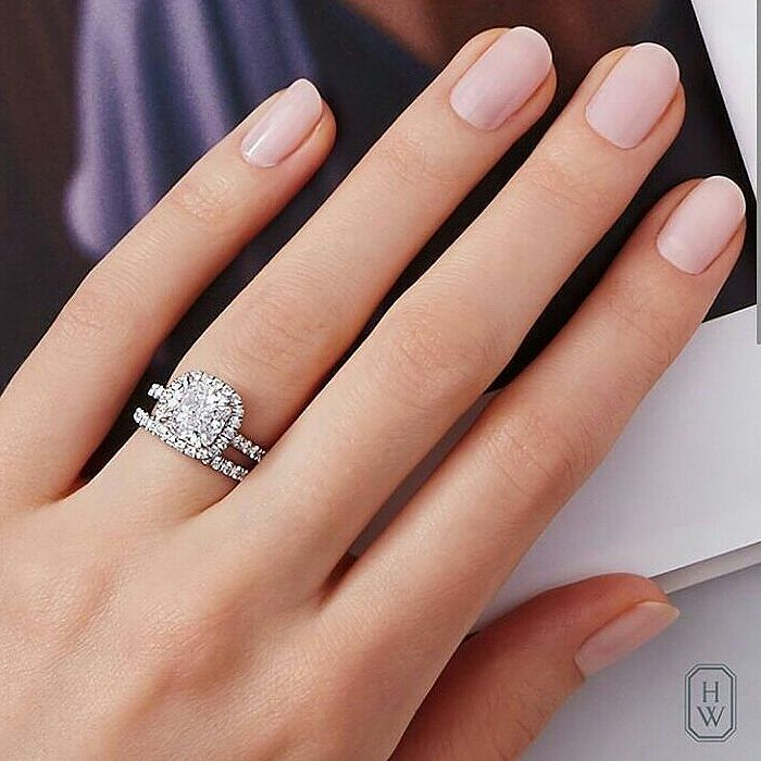Wonderful Pin It What Finger Does Your Engagement U0026 Wedding Ring Go ...