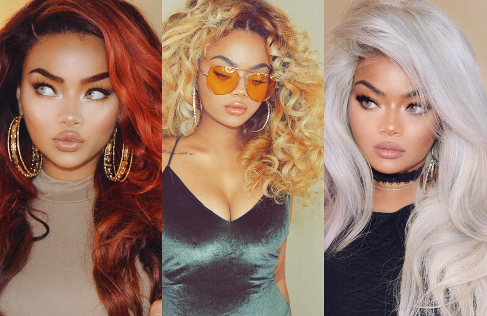 Brittanie Evans Shows Us Women Of Color Can Wear Different Hair