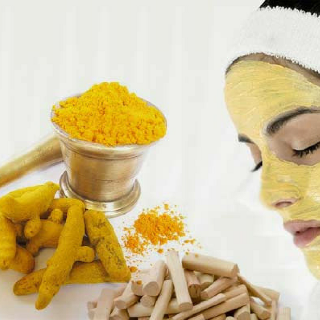 Did You Know That Turmeric Makes The Best Facial Mask?