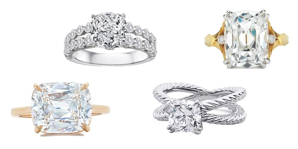 Types Of Engagement Ring Cuts & Their Significance