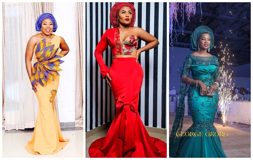 See What Nigerian Women Are Wearing To Weddings Nigerian Blog