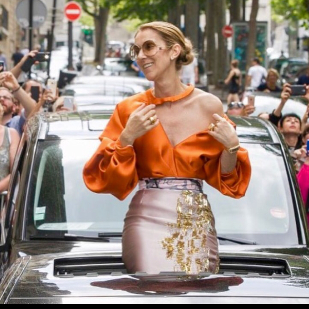 LOTD: Celine Dion Looks All Shades Of Amazing In Her Bibhu Mohapatra Couture Outfit!