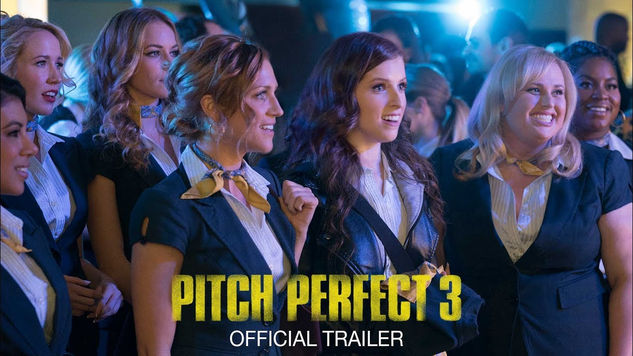 Watch The Pitch Perfect 3 Trailer Here + Ruby Rose Joins The Cast