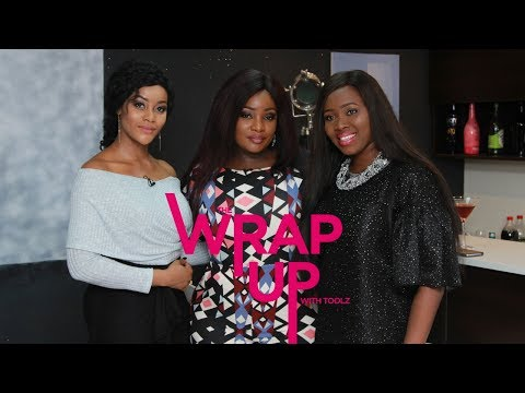 'What's The Ideal Amount To Charge Your Friends For Wedding Aso-Ebi?' Damilola Adegbite, Ariyike Akinbobola & Toolz Deliberate On New Episode Of 'Wrap Up'