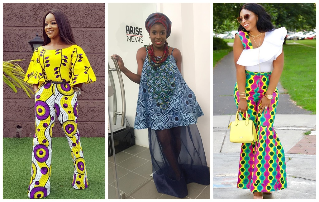 Ankara Styles #412: For The Unconventional Monday!