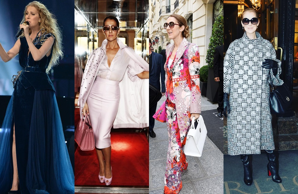 Music Legend Celine Dion Has Really Blossomed Into A Fashion Icon & Is A Designer's Dream