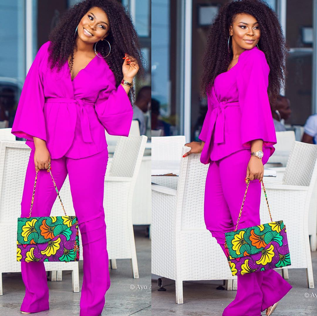 Trendy & Colorful Fashion For Church With The Ever Stylish Ronke