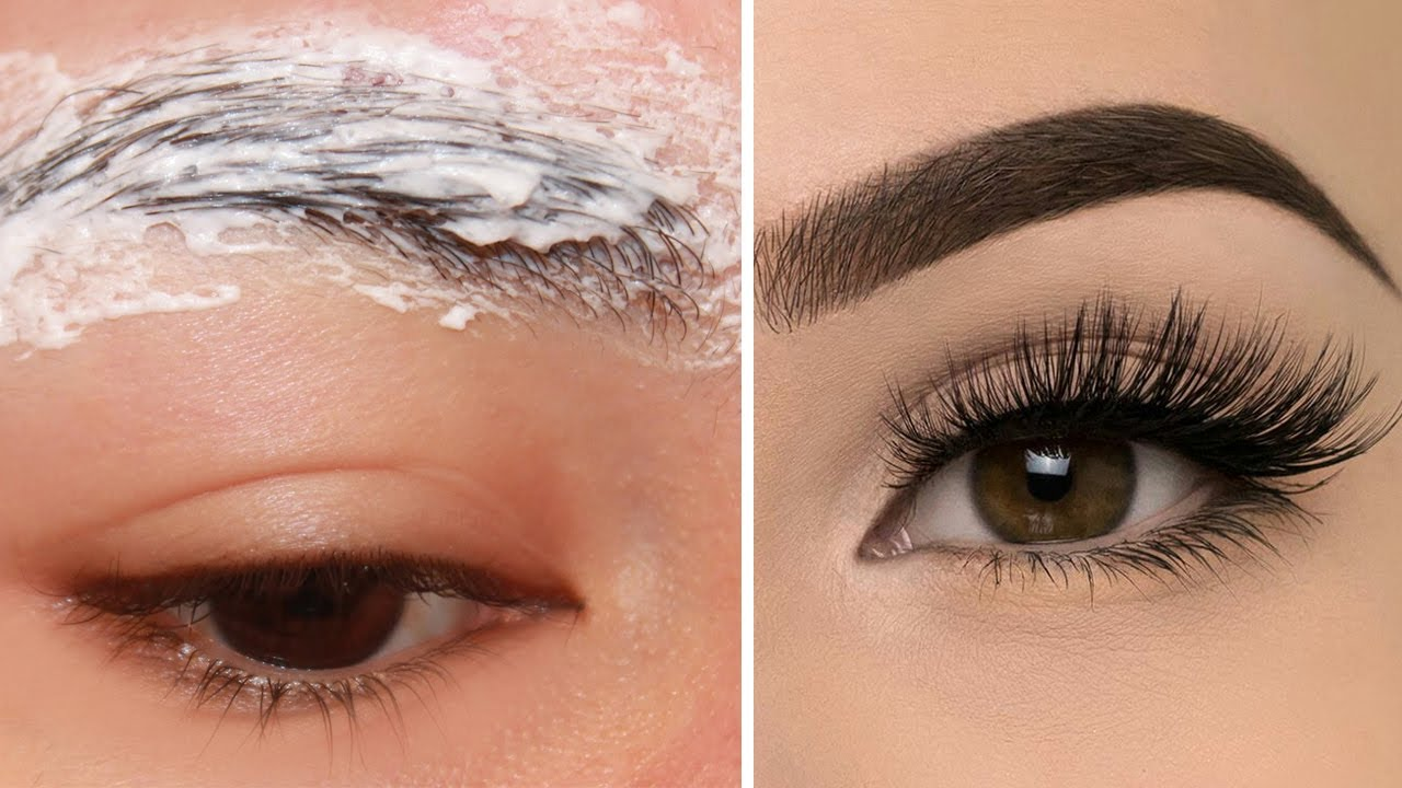 How to make eyebrows thick at home 86