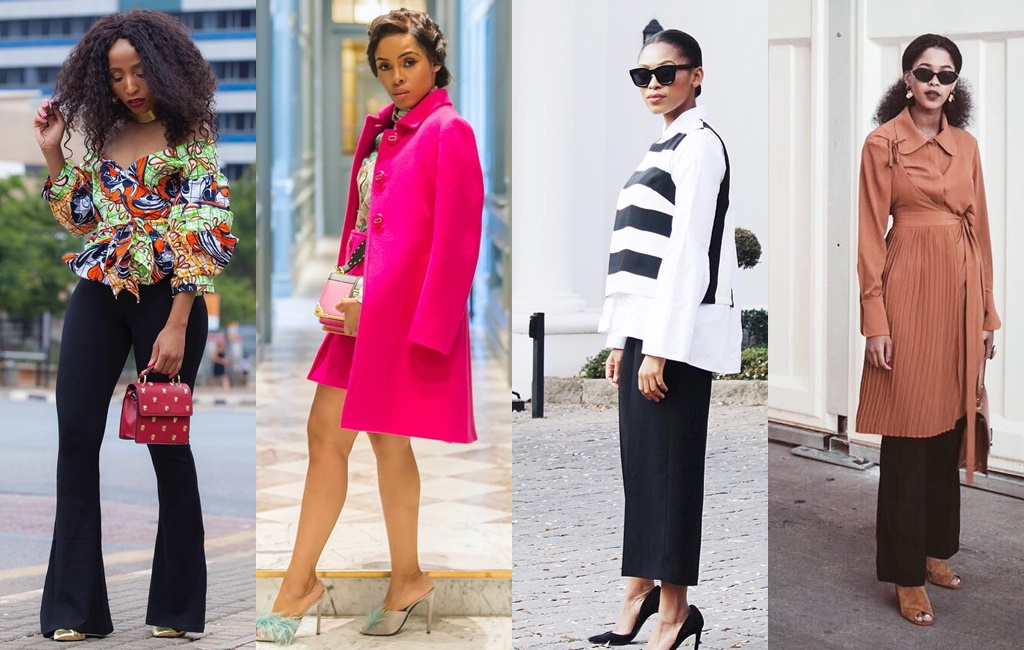 Fashion Across Africa – These 5 South African Stylistas Get It Right All The Time!