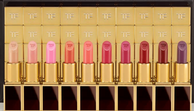 Boys & Girls; Tom Ford Releases 100 New Lipsticks!