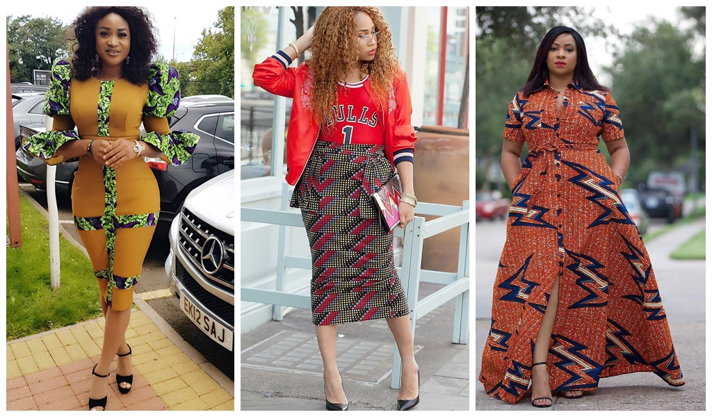 Ankara Styles #419: It's All About Class!