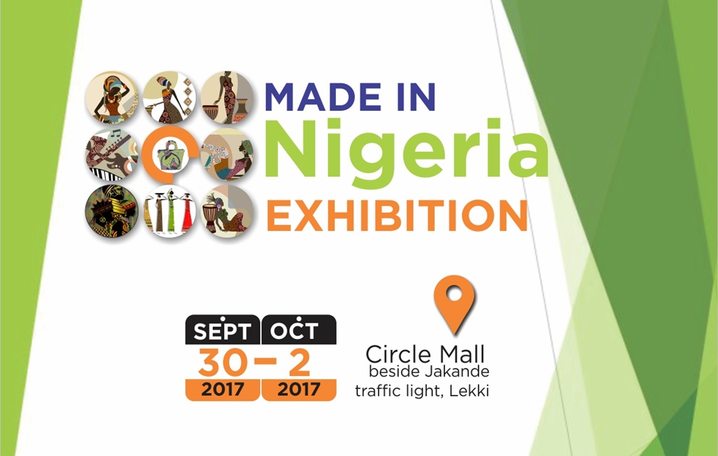 Good News Fashion Lovers! Made in Nigeria Exhibition is Here!!