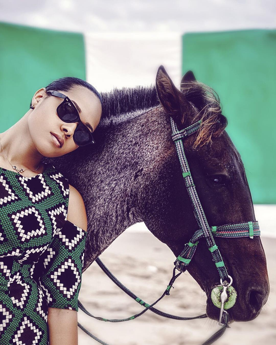 OCTOBER 1st: See How Instagram Celebs Are Celebrating Nigeria's Independence!