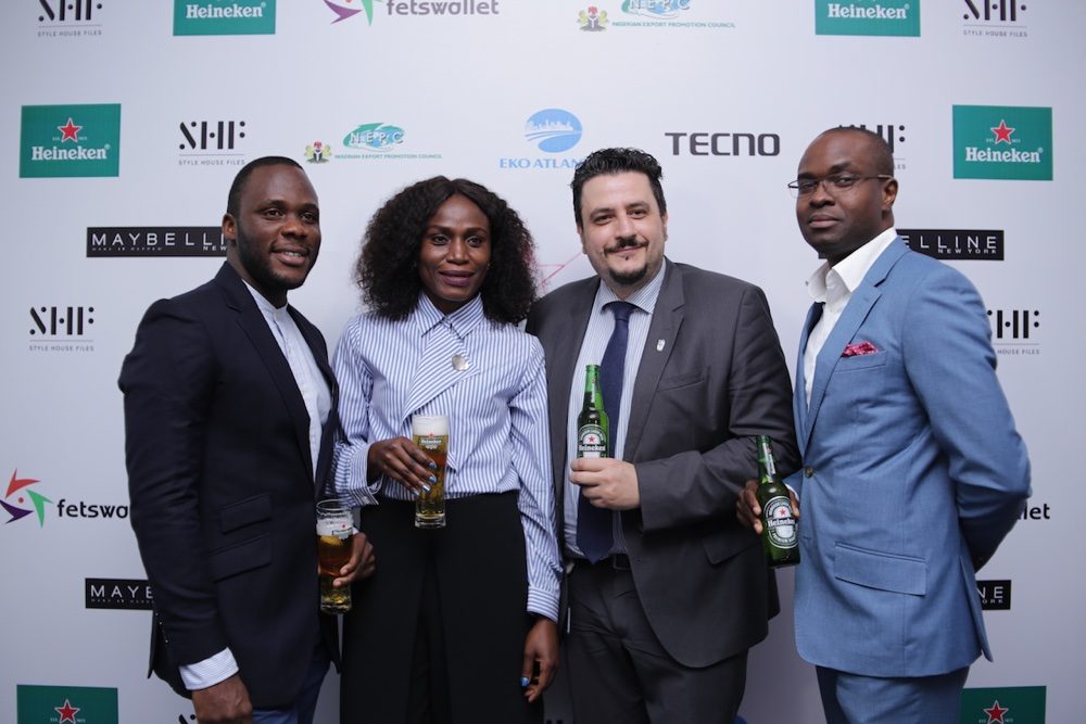 As The Heineken Lagos Fashion & Design Week Approaches, Read All About What Went Down At The Press Cocktail!