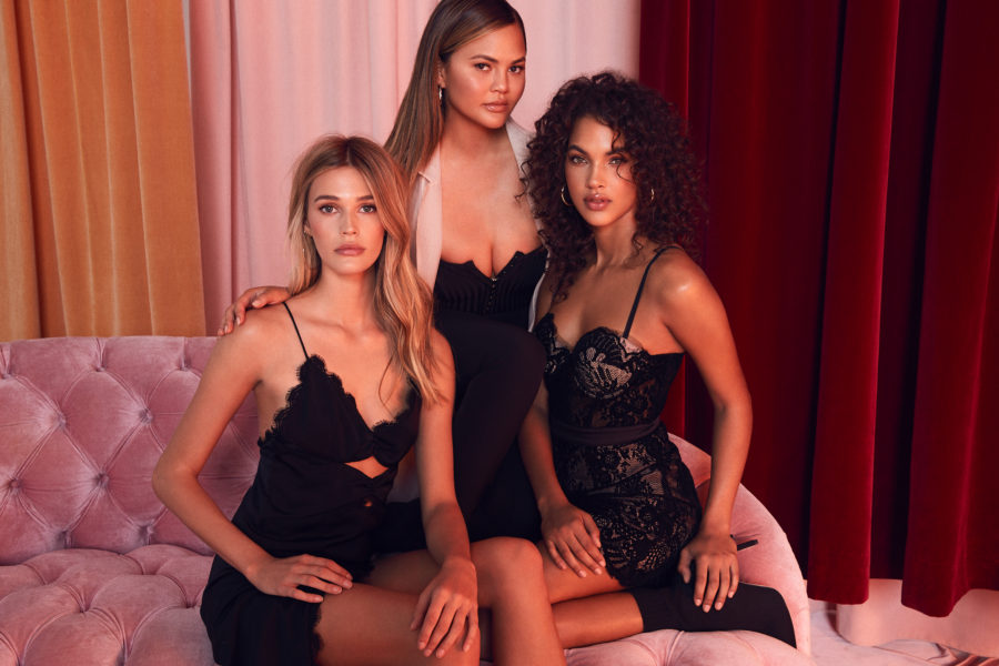Chrissy Teigen's 36 Piece Collection With Revolve Is The New In