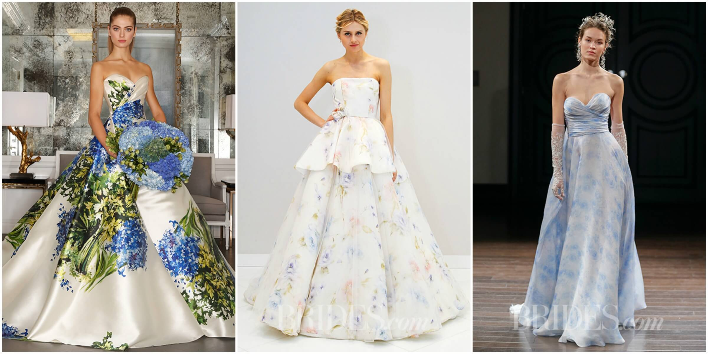 Pin It These Colored Wedding Dresses Look So Much Better Than Clic Whites