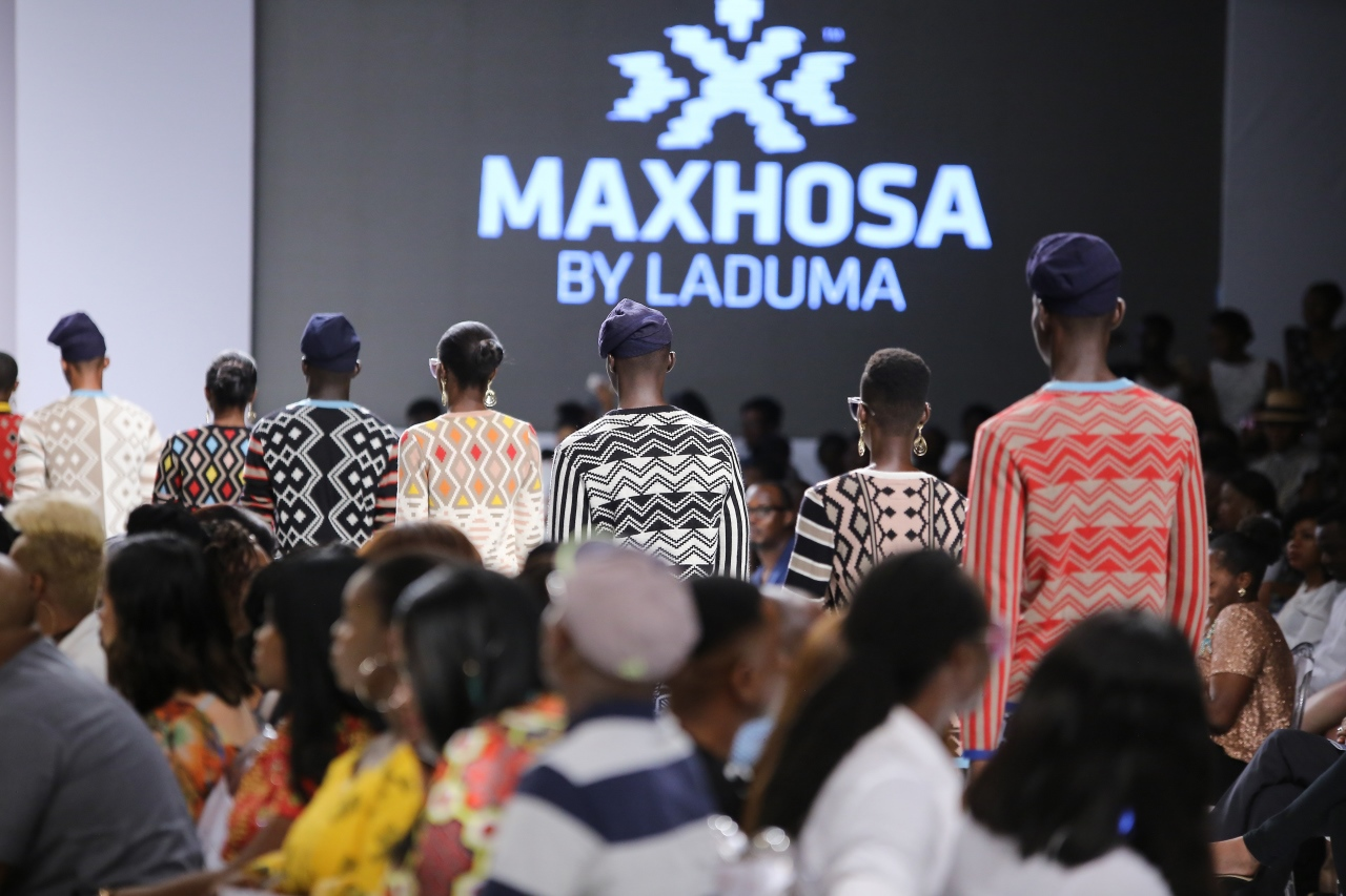 #LFDW2017: For The Love Of Tribe! Maxhosa By Laduma's Collection Is An Inspiration!