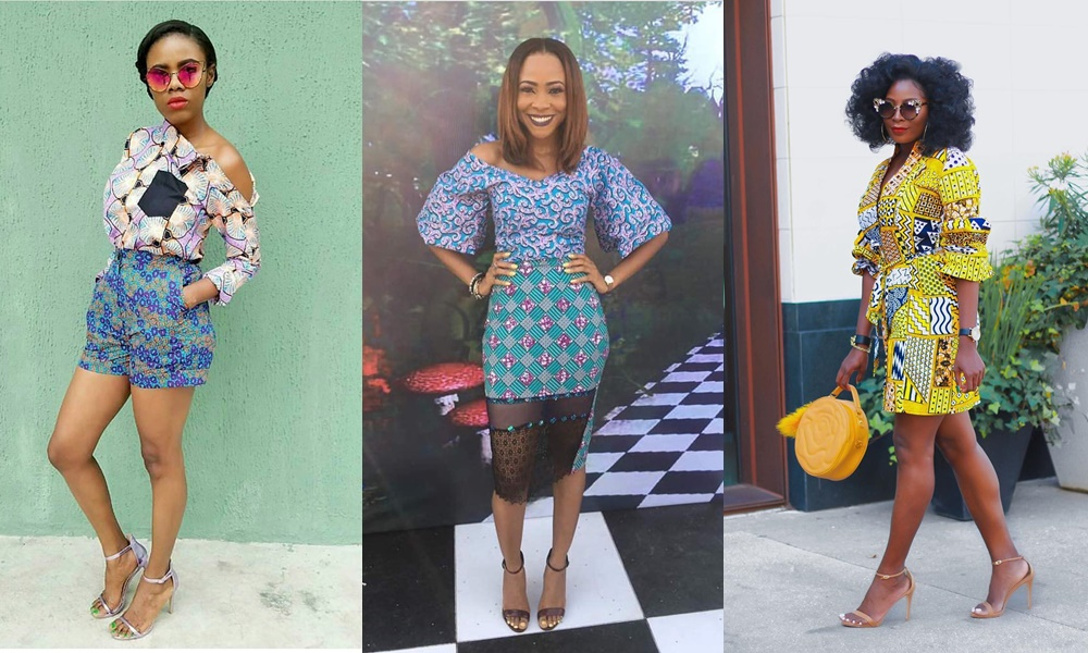 Ankara Styles #430: How Stylish Women Are Wearing Trendy Ankara ...