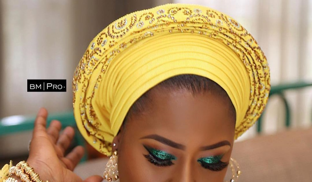 Makeup & Gele: It's A Love Affair!