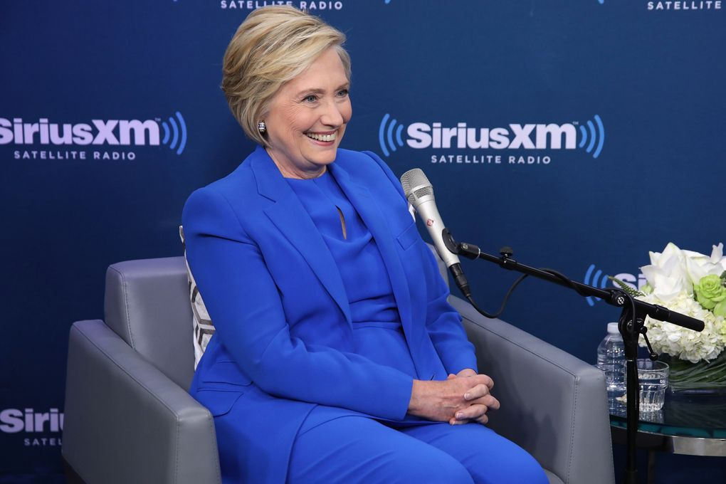 Hilary Clinton's Interview On Woman's Hour Is Very Insightful