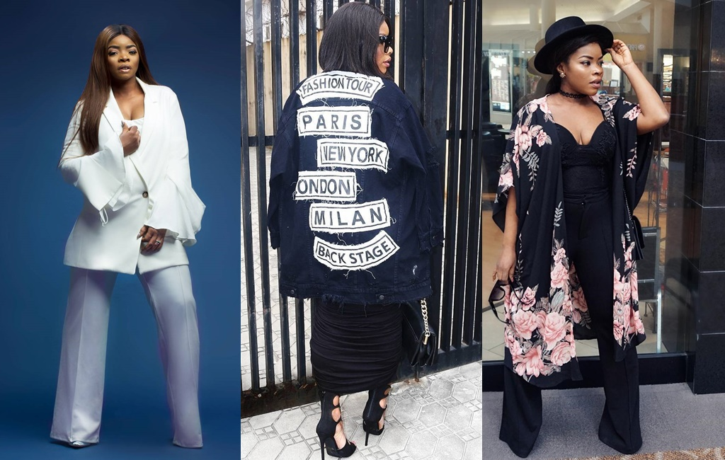 Fashion: Blazer/Jacket Style Inspo From Laura Ikeji For #LFDW2017!
