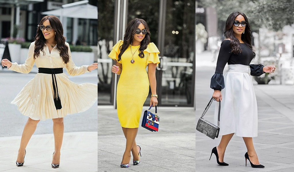 Fashion For Church: Keke O Is Our Style Crush Of The Day!