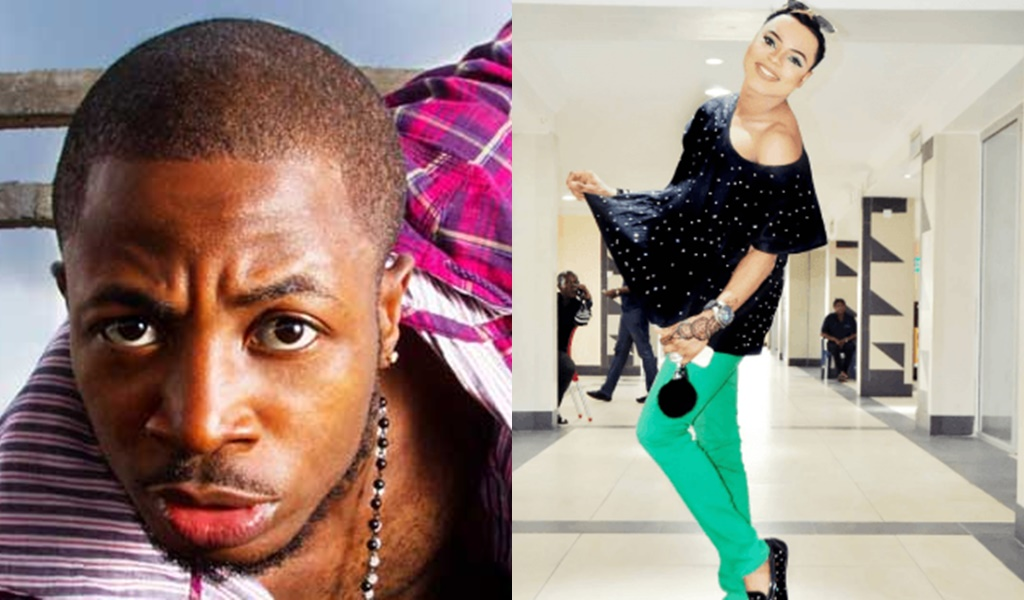 """Entertainment: Bobriskky And Tunde """"Ednut"""" Are At Loggerheads Again- Some Juice Dropping!!"""