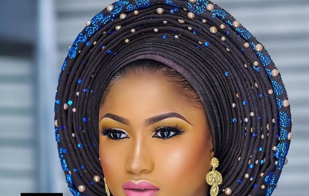 Makeup & Gele: Big Geles For The Win!