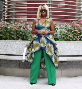 Ankara Styles #432: Tips On How To Look Your Best In Ankara!