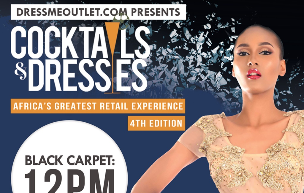 Excitement Rings for the 4th Edition of Cocktails & Dresses as it Plans to Host over 2,000 Attendees