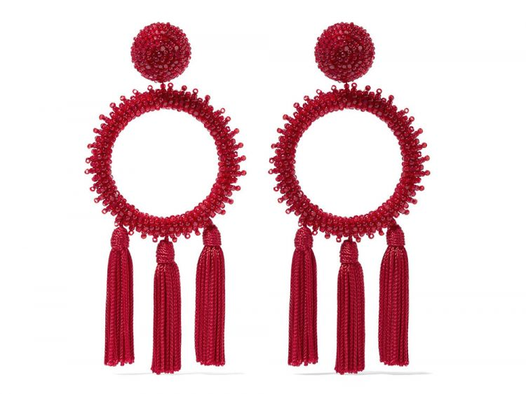 Accessory: 4 Luxe Fringe/Tassel Earrings Worth Having!