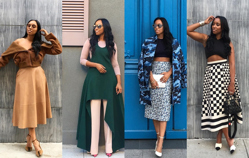 In Anticipation of Shioni Turini's GTB Fashion Weekend Masterclass, Let's Take A Look At Her Gorgeous Style