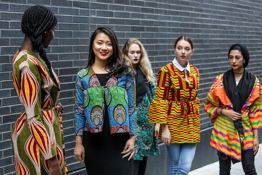 Ankara #435: Going Wild In Jackets With Maisha Abdul!