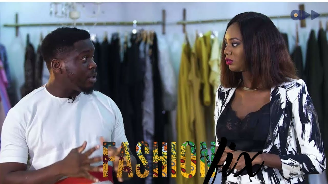 On This New Episode of Fashion Fix, Moses Ebite Says Simplicity in Style Is The Way To A Man's Heart
