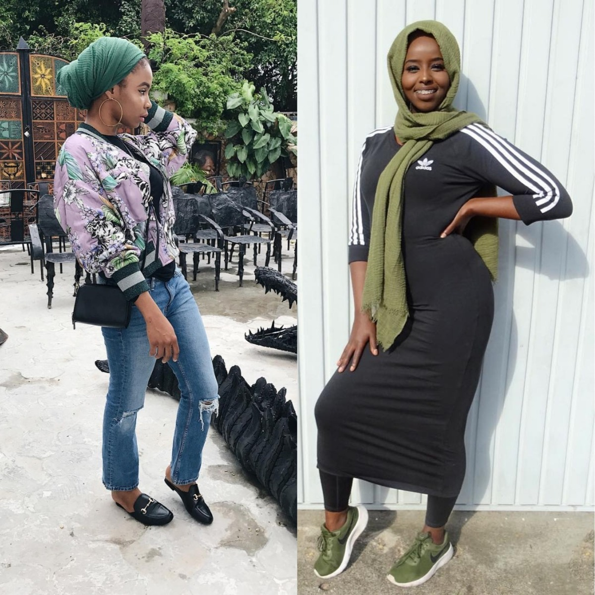 Hijab & Turban Styles: How To Rock The Athleisure Trend!