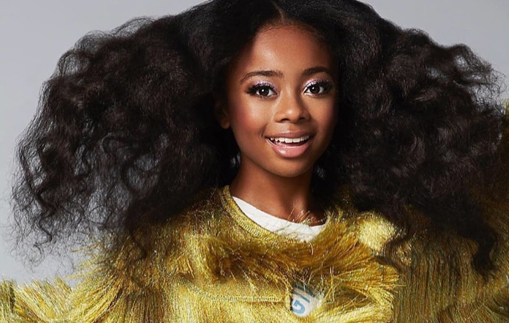 Braids, Curls Or Weaves, Skai Jackson Wears Her Hair Stylishly
